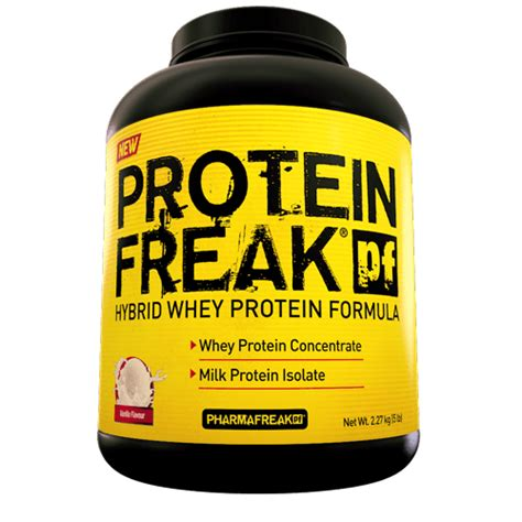 Whey Ripped Freak Pharmafreak Products World S Strongest Supplements
