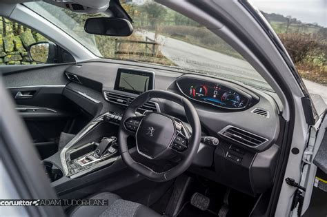 peugeot 3008 2016 interior 2016 peugeot 3008 review carwitter car car
