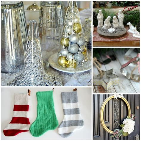 thrift store diy home decor 25 thrift store christmas decor ideas making lemonade