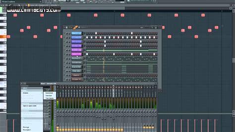 tutorial fl studio beat trap tutorial trap beat in 5 minutes southside sizzle type fl