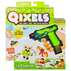 Qixels fuse blaster target australia