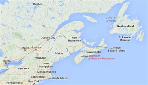 map of eastern usa and canada map of maine and canada afputra