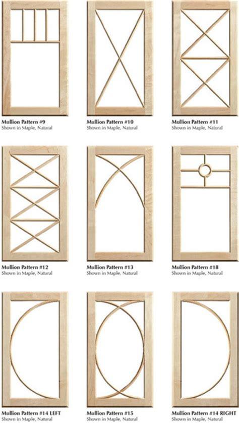 dura supreme cabinetry  mullion door styles