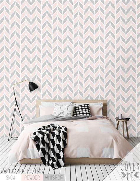 peel and stick vinyl wallpaper peel and stick vinyl wallpaper leaf print cm034