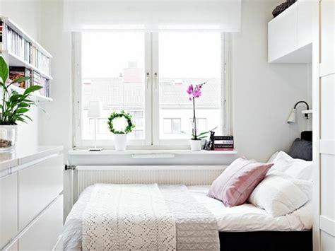 kleine schlafzimmer schoen einrichten