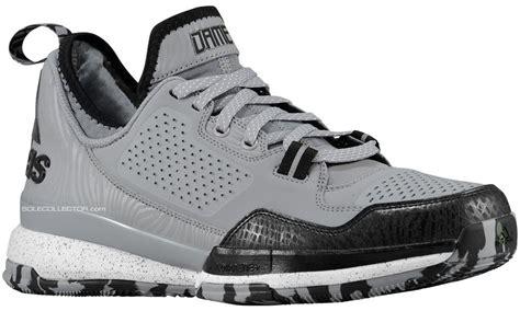 adidas  lillard    grey sole collector