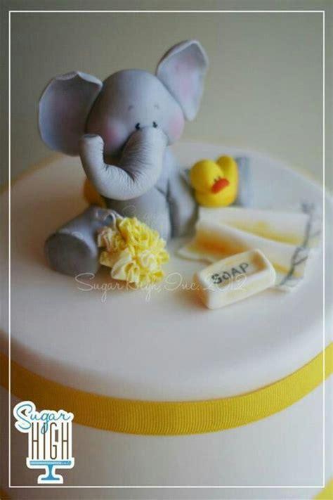 baby shower elephant cake topper elephant cake topper sam s baby shower
