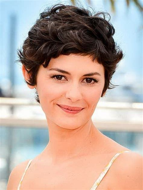 how to style your hair like audrey tautou short pixie audrey tautou hair