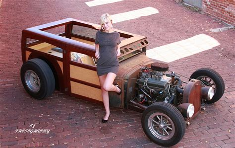 home built car plans homebuilt woodie to sweet to be a rat is this a rat rod