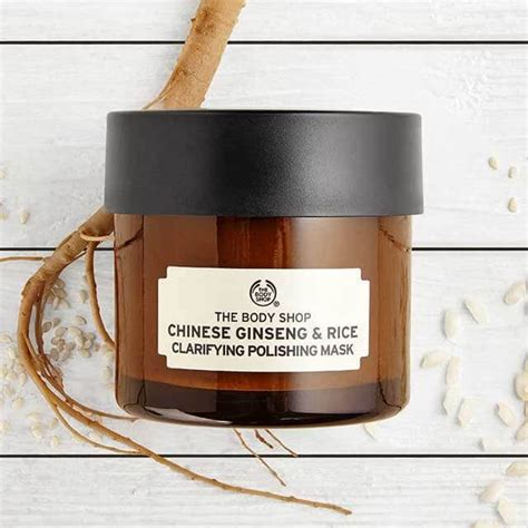 Ginseng Rice The Shop ginseng and rice clarifying polishing mask 3 0 oz