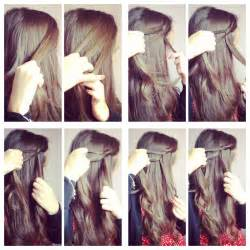 waterfall hairstyle step by step baking beautiful how to waterfall braid