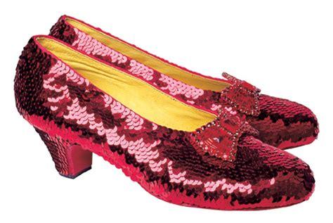 ruby ruby slippers wizard of oz die cut paper house