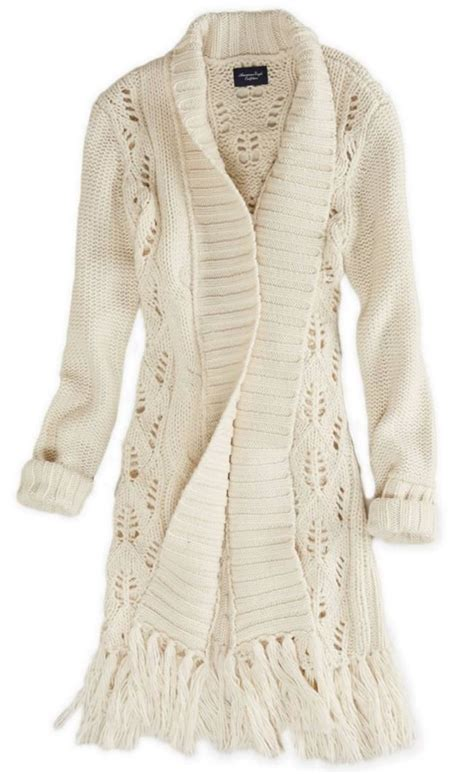 Loong Sweater cardigan cloths
