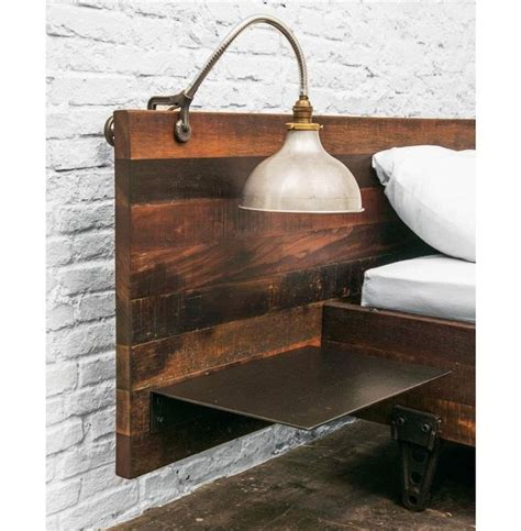 industrial beds 25 best ideas about industrial headboards on pinterest rustic apartment decor