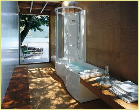 jacuzzi bathtub shower combo jetted tub shower combo home design ideas