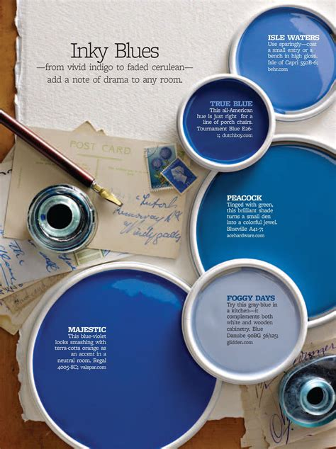blue paint motivated magazine better homes and gardens living room color schemes