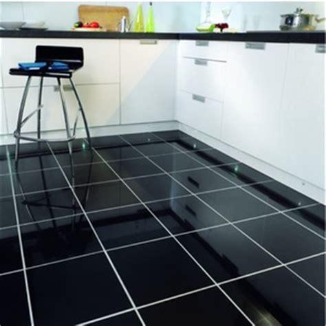 Garage Floor Paint Wickes Wickes Black Polished Porcelain Floor Tile 300x300mm