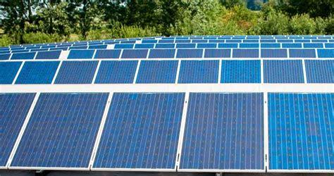 Gmr Edifice 5mw Powered Solar Power Plant At Hyderabad