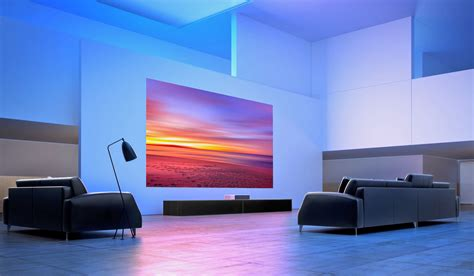 living room projector xiaomi is bringing cinema tech to a living room projector