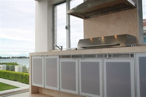 outdoor kitchen cabinetry sydney