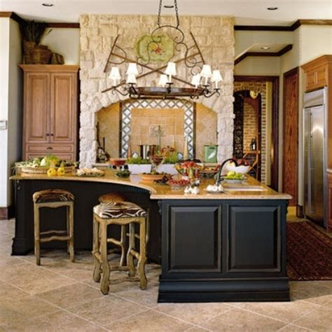 Unique Kitchen Islands 64 Unique Kitchen Island Designs Digsdigs