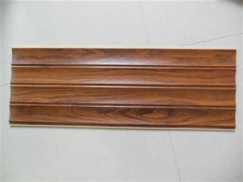 Wood Grain Wall Panels Wood Grain Laminated Pvc Wall Panels In Jiaxing Zhejiang