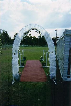 Wedding Arch Hire Gold Coast by All Occasions Events And Hire Wedding Ceremonies