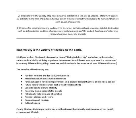 Biodiversity Essay Topics by College Essays College Application Essays Biodiversity Essay