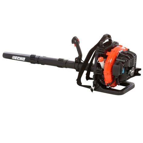 echo 195 mph 465 cfm gas leaf blower pb 500t the home depot