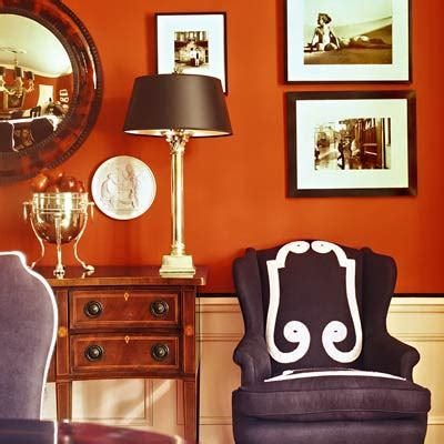orange copper the best power paint colors for your rooms this house