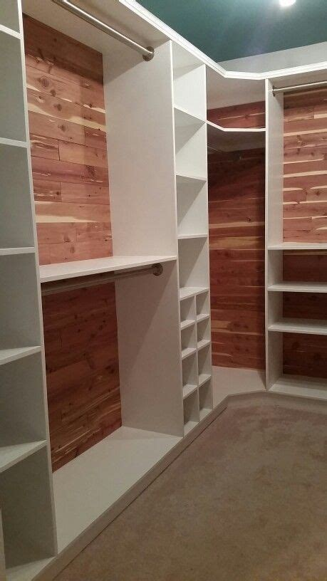 Cedar Lined Closet by New Cedar Lined Closet 2 Ideas For The House