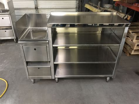 sheet metal fabrication unique stainless designs