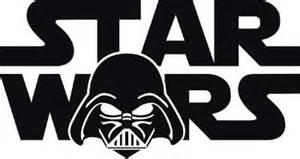 Star Wars Lego Wall Stickers star wars logo decal wall sticker art home decor