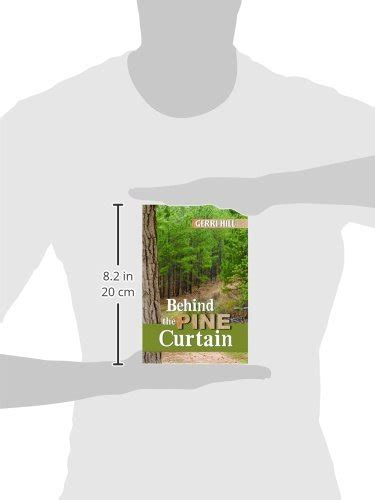 behind the pine curtain libro behind the pine curtain di gerri hill