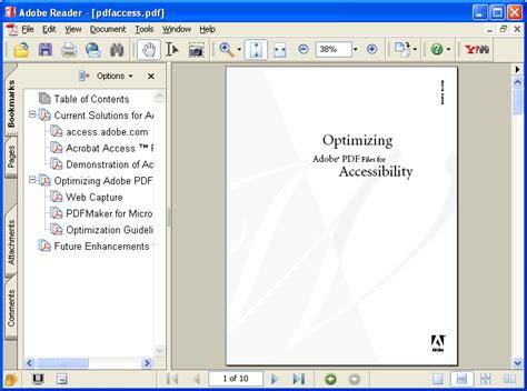 adobe reader latest version full setup free download adobe reader 7 0 8 screenshots 1