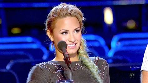 x factor hairstyles the gallery for gt demi lovato hairstyles x factor