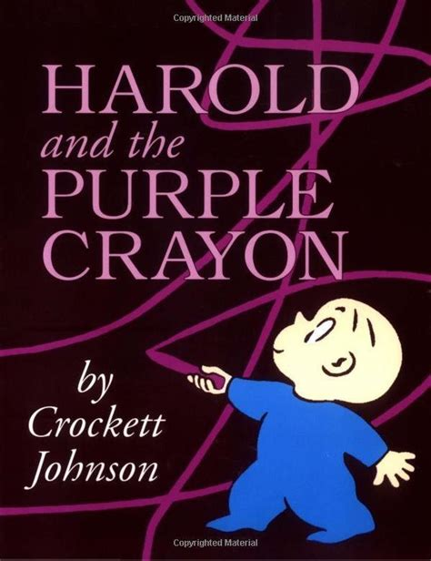 harold and the purple crayon early career committee