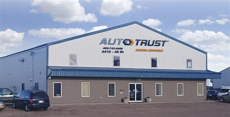 autotrust  stettler alberta transmission repair brake repair engines oil  exhaust