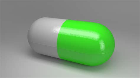 Blender Deselect modeling how can i make a pill shape capsule