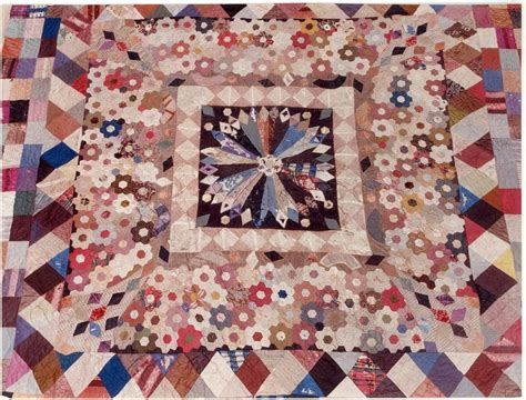 Emily Patchwork Quilt - the bront 235 sewn patchwork quilt believed to