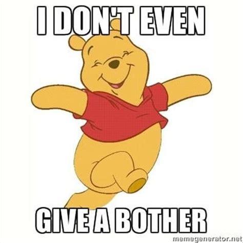 Cute Disney Memes - funny winnie the pooh dump a day