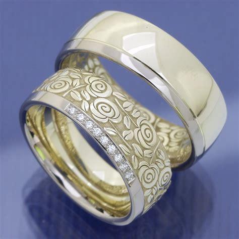 Eheringe 585 Gold by Eheringe Shop Eheringe Aus 585 Gelbgold Und