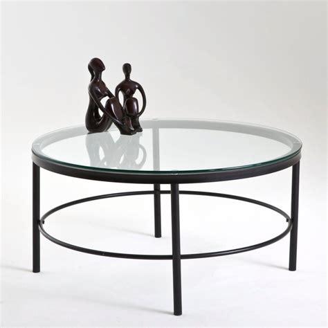 Tables De Salon En Verre 1635 by Les 25 Meilleures Id 233 Es De La Cat 233 Gorie Table Basse Ronde