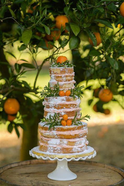 fantastic citrus orange wedding ideas page