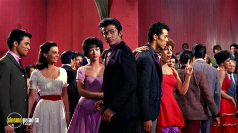 West Side Story 1961 Review And Trailer by Rent West Side Story 1961 Cinemaparadiso Co Uk