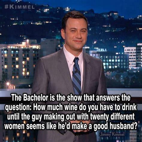 Bachelor Memes - jimmy kimmel on the bachelor weknowmemes