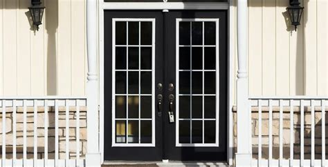 Black Patio Doors Black Patio Doors Home Design Ideas And Pictures