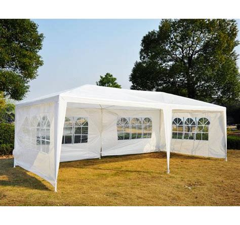10 by 20 canopy tent 10 x 20 white tent canopy gazebo