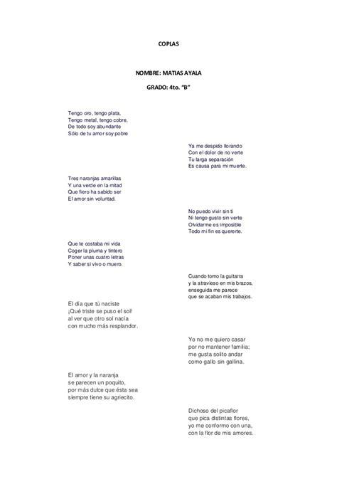 letras canciones para el carnaval 2014 view image coplas mati