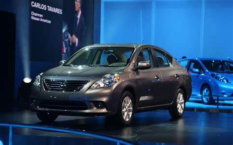 old nissan versa 2012 nissan versa sedan first look motor trend